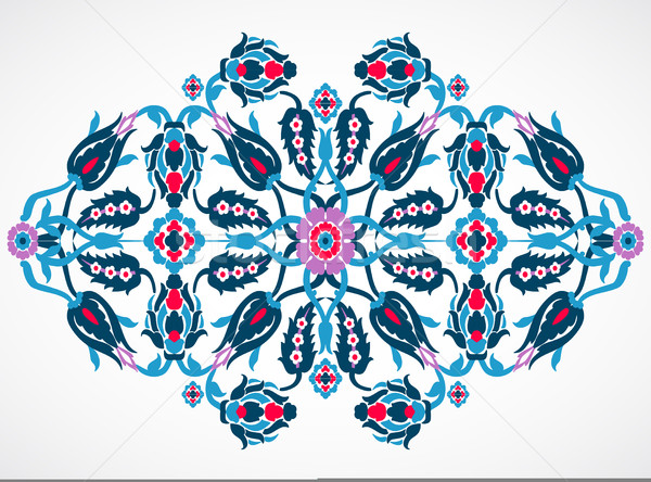 Arabesque vintage element for design template vector Stock photo © cosveta