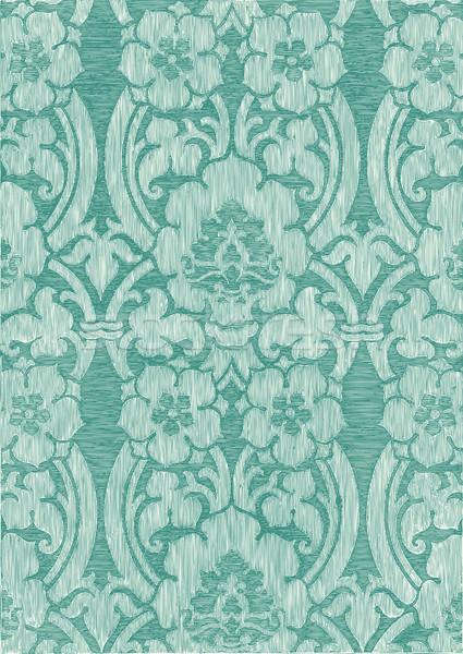 Abstract strisce floreale pattern vintage Foto d'archivio © cosveta