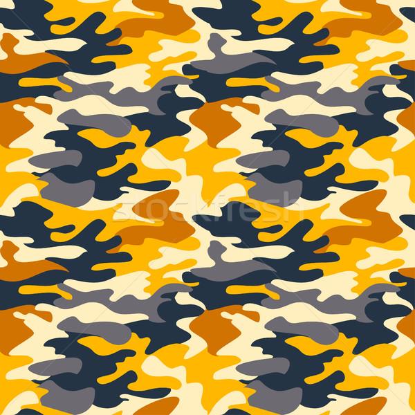 Foto stock: Patrón · sin · costura · ropa · impresión