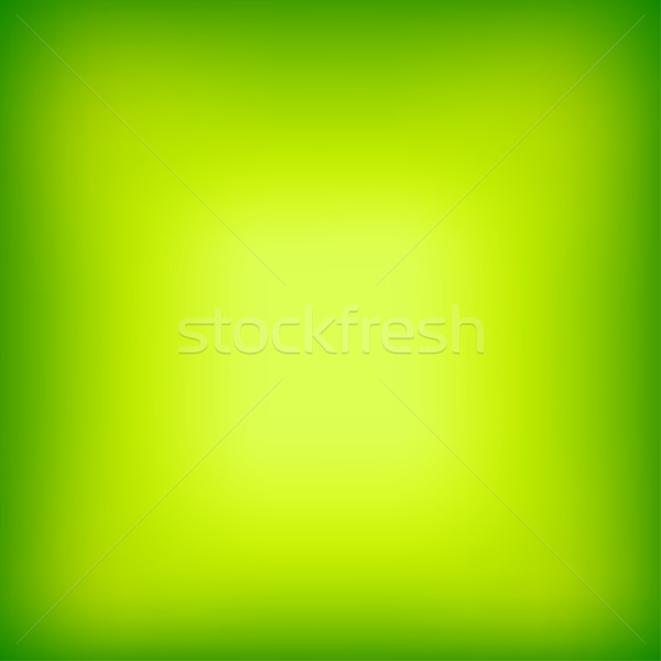 Bright colorful modern smooth juicy green yellow gradient color  Stock photo © cosveta