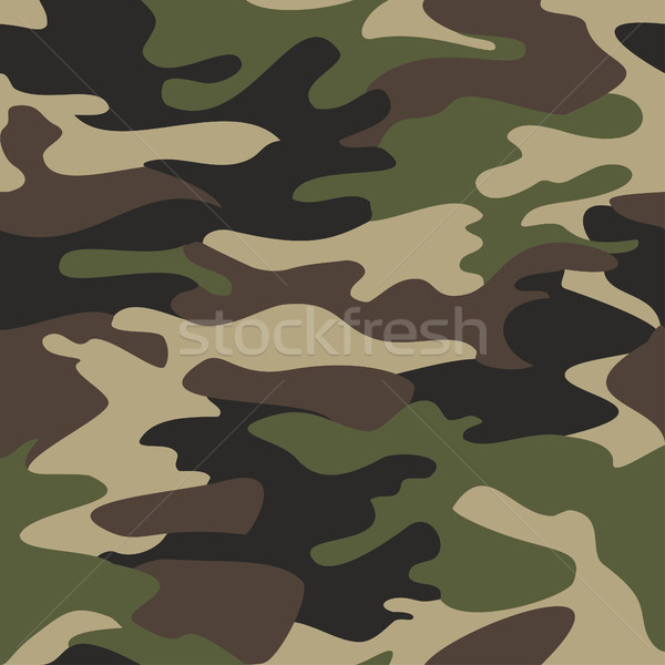 camouflage pattern background seamless vector illustration clas vector illustration svetlana. Black Bedroom Furniture Sets. Home Design Ideas