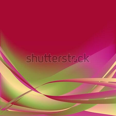 Colorful flower isolated abstract background autumn dark Stock photo © cosveta