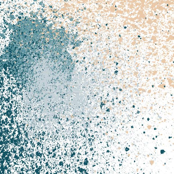 スプラッタ 塗料 ネオン 装飾 アクリル ストックフォト © cosveta