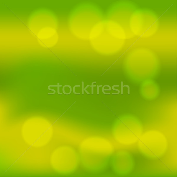 Brillante colorido moderna jugoso verde amarillo Foto stock © cosveta