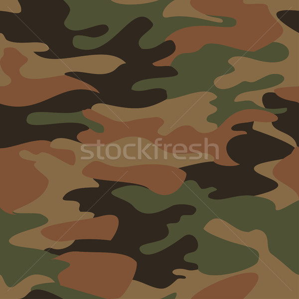 Camouflage pattern background seamless vector Stock photo © cosveta