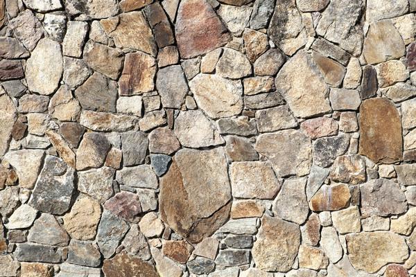Outdoor muro irregolare pietre architettura sfondi Foto d'archivio © courtyardpix