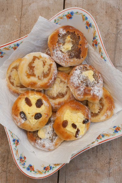 kolace - traditional pastry Stock photo © courtyardpix