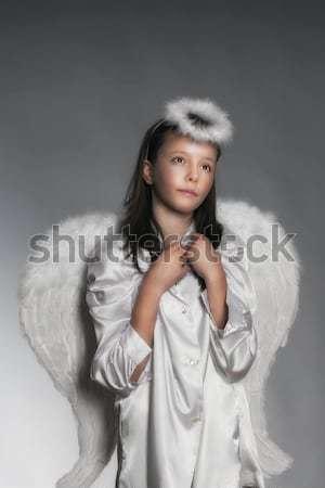 portrait of a girl Stock photo © courtyardpix
