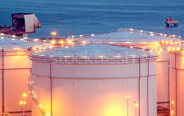 gas tank Stock photo © cozyta
