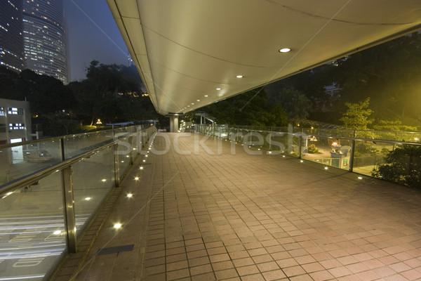 modern flyover Stock photo © cozyta