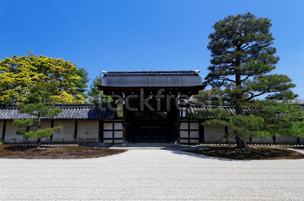 Japanese garden Stock photo © cozyta
