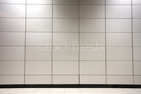 çelik duvar modern bina inşaat teknoloji arka plan Stok fotoğraf © cozyta