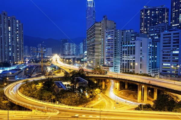 city traffic Stock photo © cozyta