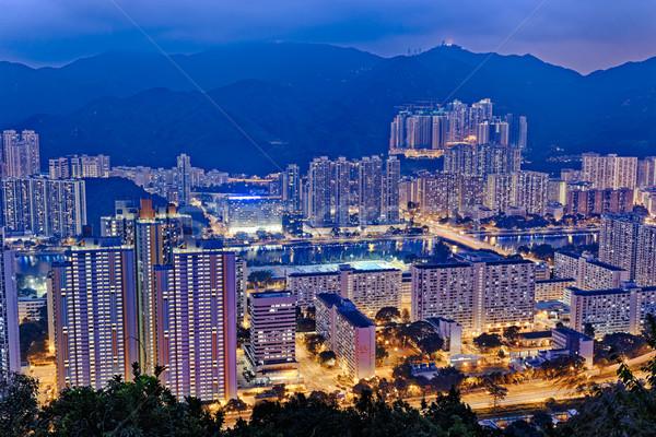 Hong Kong Sha Tin Stock photo © cozyta