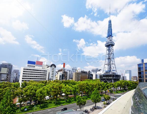 Nagoya downtown daytime, Japan City Stock photo © cozyta