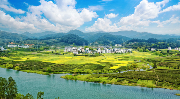 Stock photo: Wuyuan