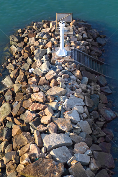 Stock photo: waterbreak