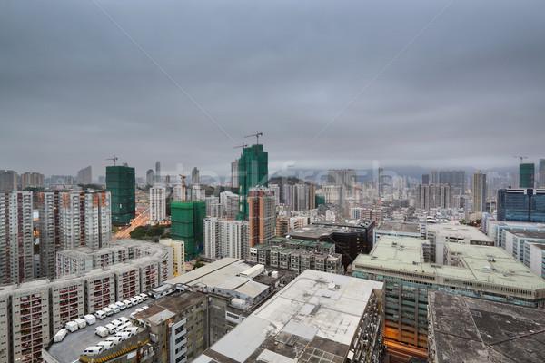 City  Stock photo © cozyta