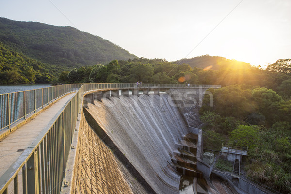 Ho Pui Reservoir - Yuen Long Stock photo © cozyta