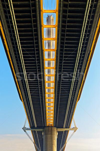 under overpass road bridges. Stock photo © cozyta
