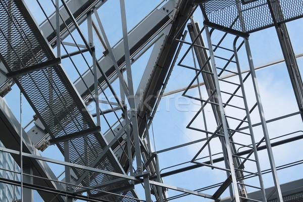 industry building Stock photo © cozyta