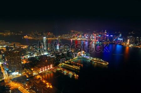 hongkong  Stock photo © cozyta