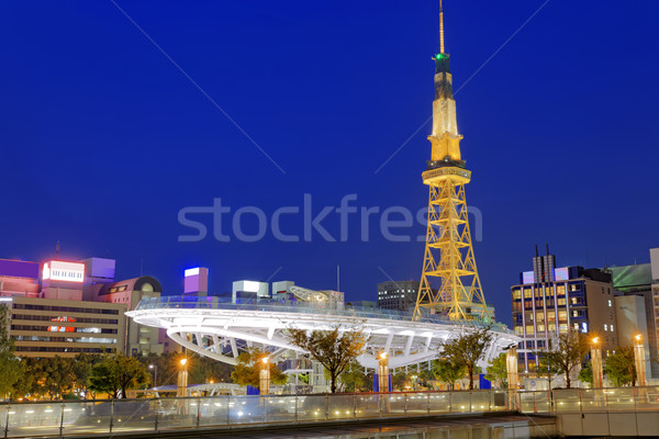 Nagoya city  Stock photo © cozyta