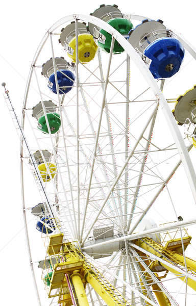 Observation Wheel Stock photo © cozyta