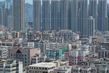 Landscape of Macau Stock photo © cozyta