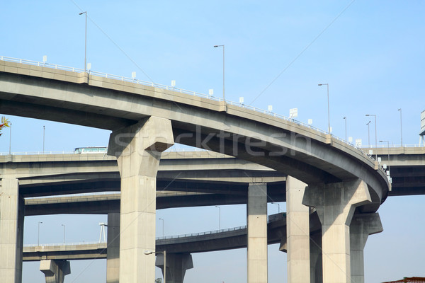 Architecture of highway construction  Stock photo © cozyta