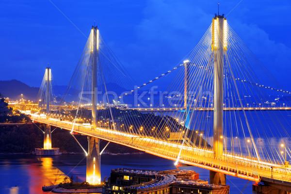 highway bridge  Stock photo © cozyta
