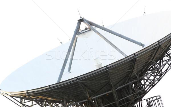Satélite comunicações pratos topo internet Foto stock © cozyta