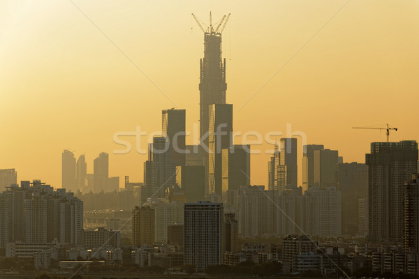 Air pollution scenic in  Stock photo © cozyta
