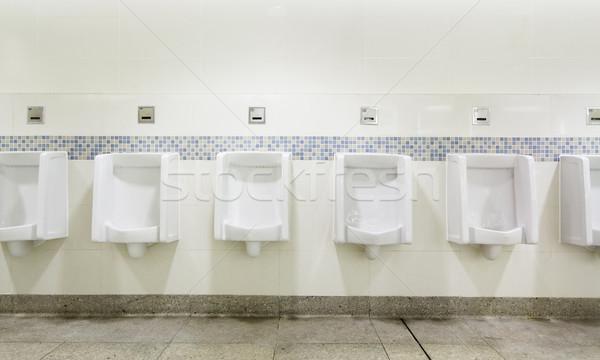 interior of private restroom  Stock photo © cozyta