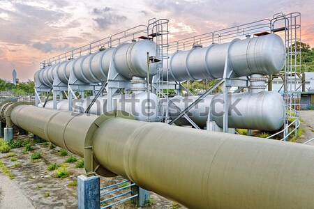Oil and Gas Industry  Stock photo © cozyta