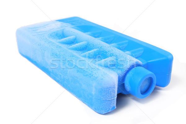 ice brick Stock photo © cozyta