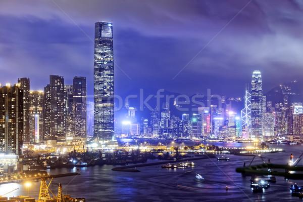 Hong Kong Stock photo © cozyta