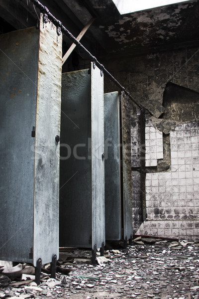 Discarded building Stock photo © cozyta