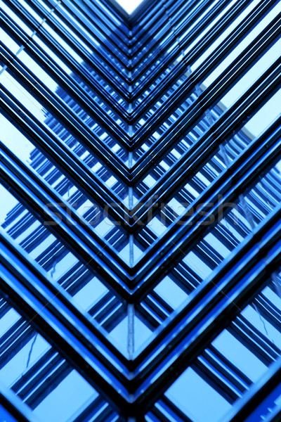 Office building close up Stock photo © cozyta