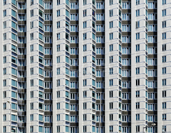 古い 香港 日 市 生活 ストックフォト © cozyta