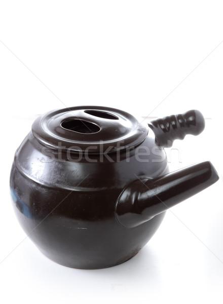tradition medication claypot in china Stock photo © cozyta