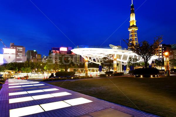 Nagoya night Stock photo © cozyta