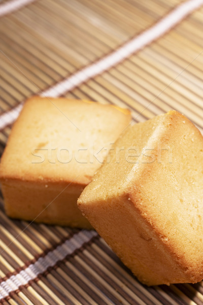 Traditional Chinese moon cakes Stock photo © cozyta