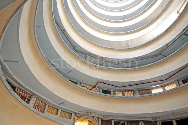 circle public house in hongkong Stock photo © cozyta