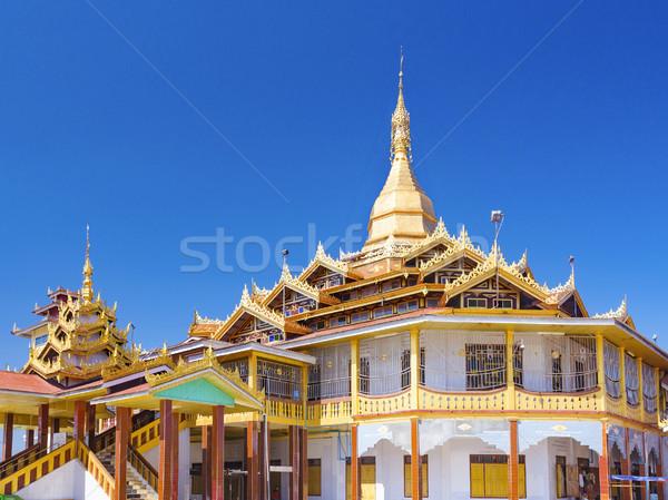 Phaung Daw Paya Travel Stock photo © cozyta