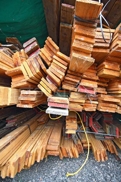 строительство совета складе материальных Сток-фото © cozyta