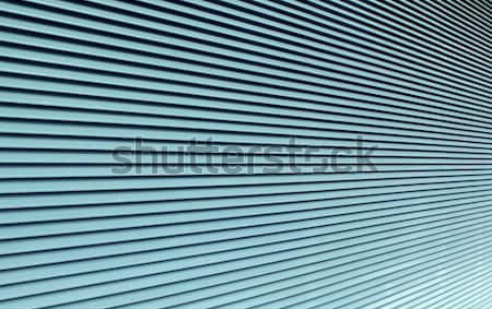 stainless steel wall background  Stock photo © cozyta