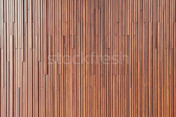 Timber wall background Stock photo © cozyta