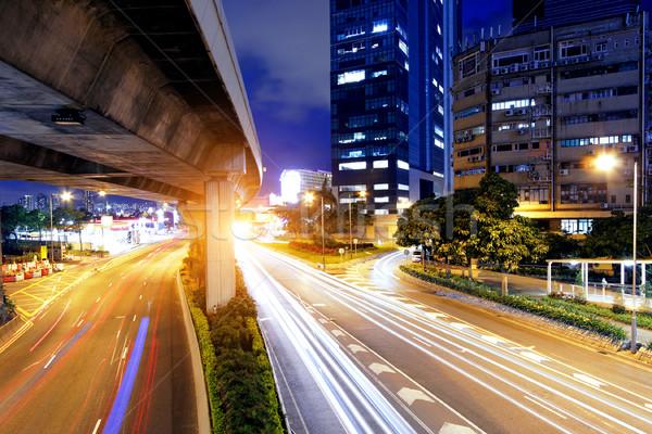 Hong Kong city Stock photo © cozyta
