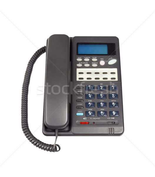 Telephone - Photo Object Stock photo © CrackerClips